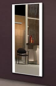 full length mirror with led lights stymark s led tilt mirror is designed to be a full view framed