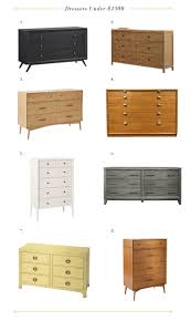 my 38 favorite dressers in the world and where to buy them
