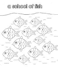 fish coloring pages print fish coloring pages print color craft within fish coloring page