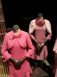 dolores umbridge costumes u0027shades of pink u0027 harry potter films