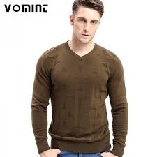 mens sweaters buy vomint brand cotton mens sweaters v neck top dyed sweaters