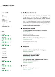build my resume resume builder