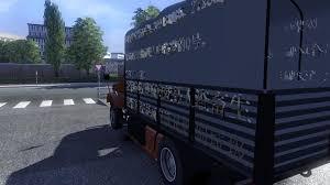 volvo vnl 780 blue truck farming simulator 2017 2015 15 17 china faw ca141 truck mod euro truck simulator 2 mods