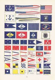 Flag Placement American Military Flags United States Navy And Marine Corps