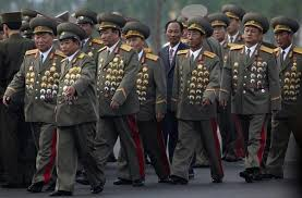 Awards And Decorations Army Why Do North Korean Generals Have So Many Medals Updated