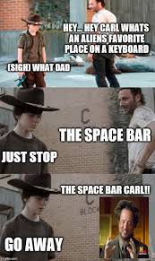 Whats An Internet Meme - rick and carl 3 meme imgflip