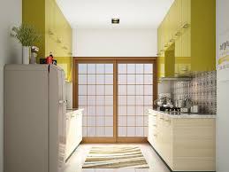 Design Of Modular Kitchen Cabinets Rainer Parallel Modular Kitchen Designs India Homelane