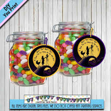 nightmare before baby shower invitations templates