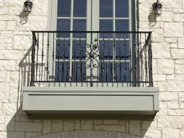 Balcony Design by This Custom Balcony Design Was Created Using Our Fabricated