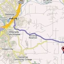 map of just oregon just like home boarding pet boarding oregon city or