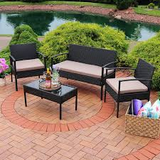 Cheapest Patio Furniture Sets Costco Patio Furniture Clearance Outdoor Furniture Near Me Lowes