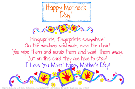 Halloween Short Poem 30 Touching Mothers Day Poems From Kids