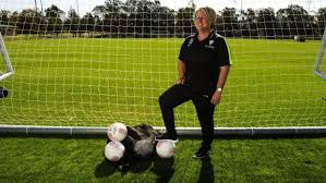 w league canberra united coach rae dower embraces career change