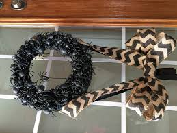 Halloween Spider Wreath by Decorating For Halloween With Oriental Trading The Children U0027s Nook