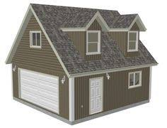 doesn u0027t everyone need a little red barn garage plans with lofts