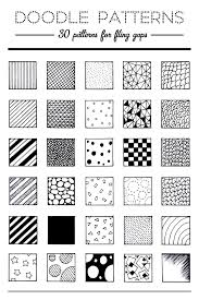 pattern ideas pic candle 30 doodle patterns doodles doodling pinteres