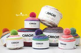 Cake Shop Introducing Caron Cake Shop Yarn Repeat Crafter Me