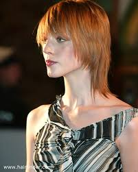 mullet hairstyles for women mullet hairstyle to showcase a swan like neck and sleek jaw line