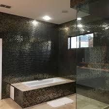bain cuisine salle de bain sol noir photos de design d intérieur et
