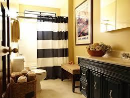black white and bathroom decorating ideas 18 bathroom curtain designs decorating ideas design trends