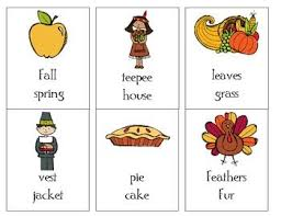 cool free thanksgiving compare contrast cards software slps