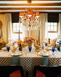 rustic country thanksgiving festive tabletop ideas lonny