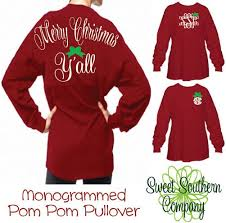 141 best christmas shirts images on pinterest monogrammed