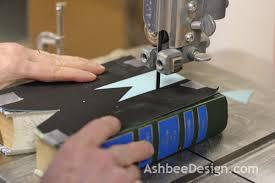 ashbee design altered books u2022 monogram