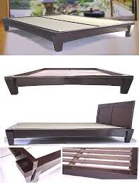 Japanese Platform Bed Plans Free by Best 25 Japanese Platform Bed Ideas On Pinterest Minimalist Bed
