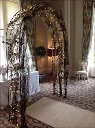 wedding arches with lights wedding arches and aisle decoration