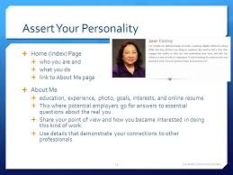 View Online Resumes by Online Portfolios Lawrence Gulston What Is An Online Portfolio