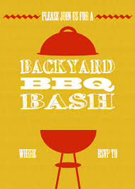 bbq invite template projects to try pinterest birthdays