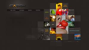 web page design visual direction in web design