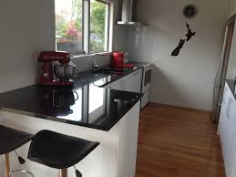white doors with black benchtop kitchens 2 go inspire my
