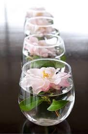 fish bowl mirror wedding centerpieces wedding centrepieces and