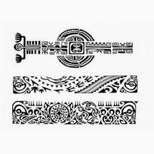 bracelet designs tattoo images Aztec bracelet tattoo alert bracelet jpg