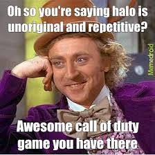 Fucking Awesome Meme - halo is fucking awesome meme by ct37 memedroid