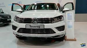 volkswagen guagua new 2017 volkswagen touareg exterior u0026 interior youtube