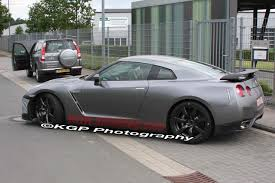 Nissan Gtr Grey - fourtitude com updated 2012 nissan gt r spied