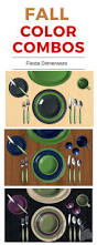 Colors Combinations 24 Fall Color Combinations Fiesta Dinnerware Always Festive