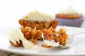 dairy free gluten free carrot cake cupcakes