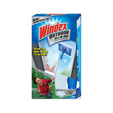 professional window cleaning equipment shop windex 2 pack outdoor all in one window cleaner at lowes com