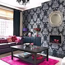 Wohnzimmer Grau Rosa Wohnideen In Schwarz Interieur Bilder Wohnideen In Schwarz