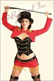 Ringmaster Halloween Costume Ring Leader Ringmaster Lion Tamer Costume