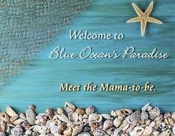 the sea baby shower decorations purely magical and awesome the sea baby shower ideas