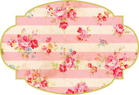 free shabby floral printable tags free pretty things for you