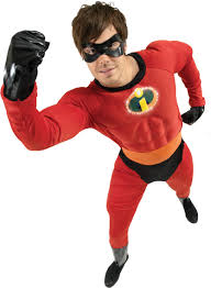 incredibles costume the incredibles costume for men adults costumes and fancy dress