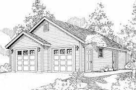 Size 2 Car Garage Traditional House Plans Garage W Shop 20 123 Associated Designs