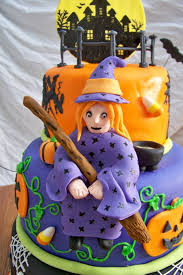 three tier halloween cake cakecentral com