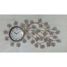wall clock s2 golden approx 100 cm diameter
